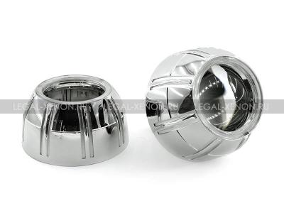 """Комплект билинз H1 G5 2.5"""" с масками, глазками и лампами"""