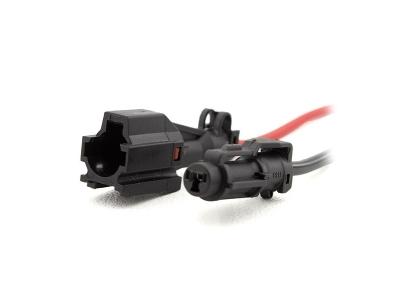 Герморазъёмы с проводом в силиконовой оплётке