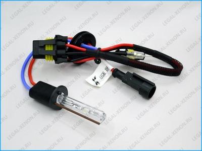 Ксеноновые лампы LX CERAMIC цоколь H1 35W (пара)