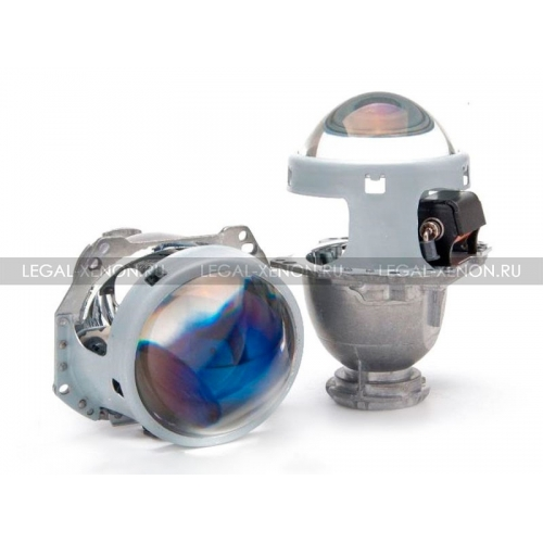 я Биксеноновые линзы Hella 3R Ultimate Blue Vision