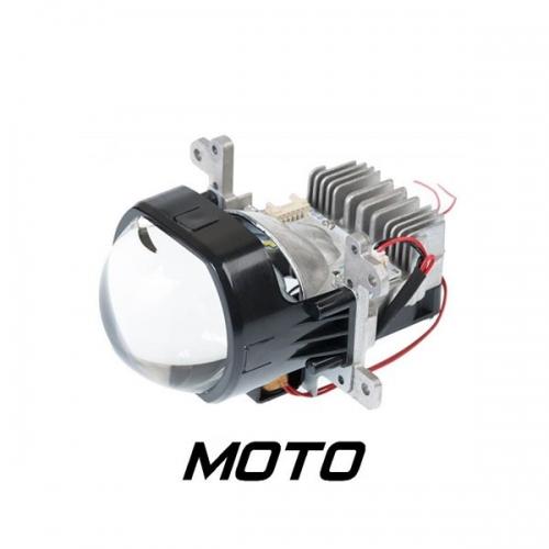 """я Светодиодные линзы Optima Bi-LED MOTO 2.5"""""""