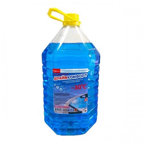 Я Жидкость очищающая зимняя ДрайвКомфорт 5л до -15С