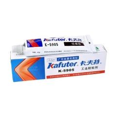 Клей-герметик жидкий Kafuter K-5905 - матовый полупрозрачный