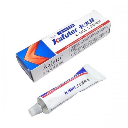 Клей-герметик жидкий Kafuter K-5911B - черный