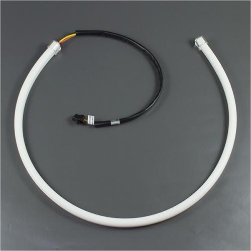 Гибкие ходовые огни LX Flexible DRL силиконовые с повторителем поворота