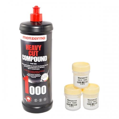 Паста полировальная Menzerna 1000 Heavy Cut Compound - 50 грамм