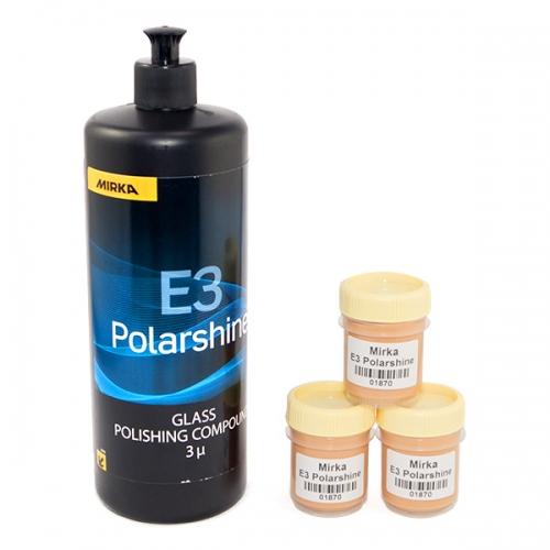 Паста полировальная Mirka E3 Polarshine - 50мл