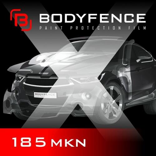 Пленка полиуретановая Hexis Bodyfence X (0.6м х 0.6м)