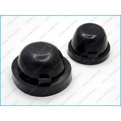 Резиновые заглушки для фар - 95мм