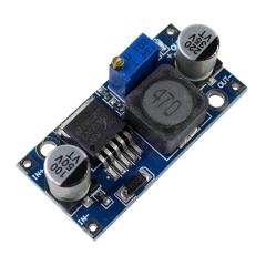 Регулируемый понижающий преобразователь напряжения 3.2V - 35V (LM2596S)