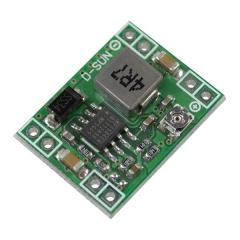 Регулируемый понижающий преобразователь напряжения 4.5V - 28V (MP1584EN)