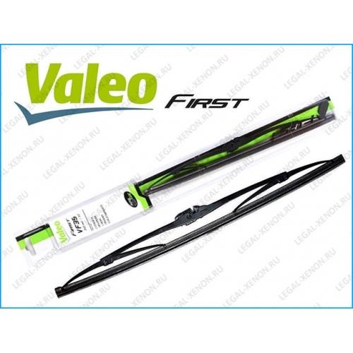 Щетка стеклоочистителя каркасная Valeo First 600mm