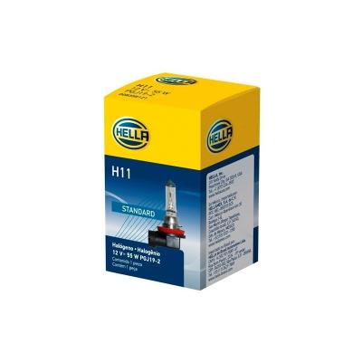 я Галогеновая лампа Hella Standard H11