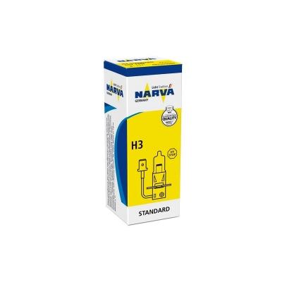 я Галогеновая лампа Narva Standard H3