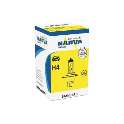 я Галогенная лампа Narva Standard H4