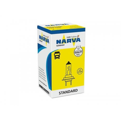 Галогенная лампа 24V Narva Standard H7