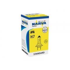 я Галогеновая лампа Narva Standard H7