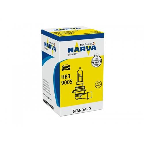 я Галогеновая лампа Narva Standard HB3