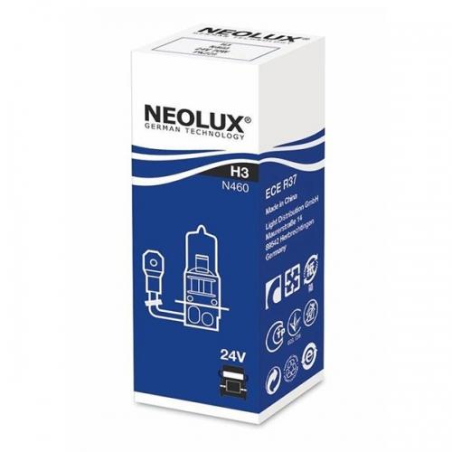 Галогенная лампа 24V Neolux Standard H3