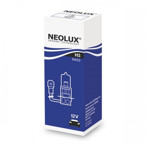 Галогенная лампа Neolux Standard H3