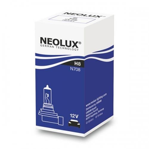 Галогенная лампа Neolux Standard H8