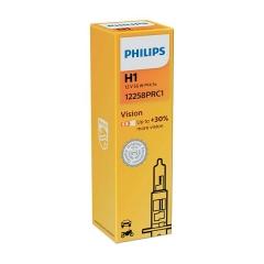 я Галогеновая лампа Philips Vision H1 +30%