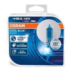 я Галогенные лампы Osram Cool Blue Boost HB3