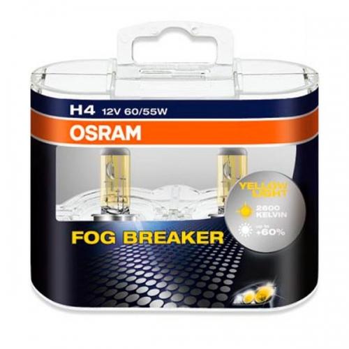 я Галогенные лампы Osram Fog Breaker H4