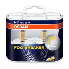 я Галогенные лампы Osram Fog Breaker H7