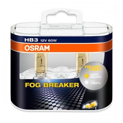 я Галогенные лампы Osram Fog Breaker HB3