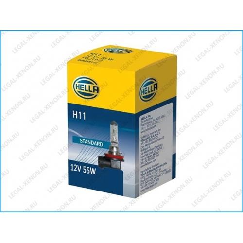 я Галогеновая лампа 24V Hella Standard H7