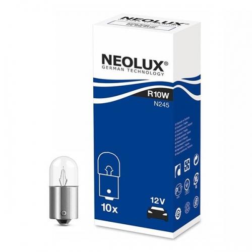Лампа доп. освещения Neolux Standard R10W Ba15s