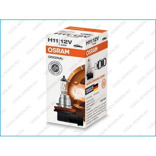 я Галогеновая лампа Osram Original Line H11