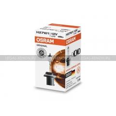 я Галогеновая лампа Osram Original Line H27W/1