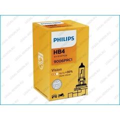 я Галогеновая лампа Philips Vision HB4 +30%