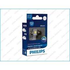 я LED лампа Philips X-tremeUltinon LED-FEST 30мм (129416000KX1)