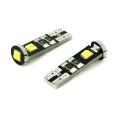 Светодиодная лампа (W5W) T10-SMD3535-3