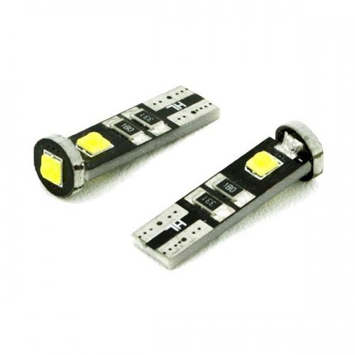 Я Светодиодная лампа (W5W) T10-SMD3535-3