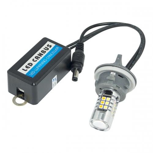 ДХО 2 в 1 с повторителем поворота (SMD3030) для Hyundai / Kia