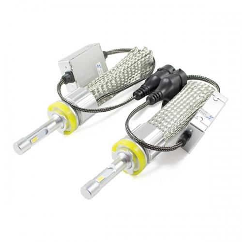 я Уценка! LED лампы LX LED Light A1 цоколь H8 / H11 - 6000K