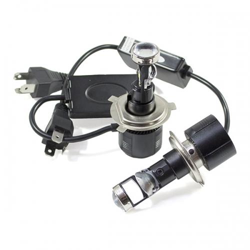 Линзованные LED лампы LX G9 H4