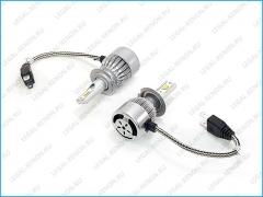 Светодиодные лампы LX ETI LIGHT C6-F цоколь H8 / H11