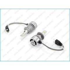 Уценка! LED лампы LX ETI LIGHT C6-F цоколь H8 / H11