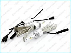 Светодиодные лампы LX HOT LIGHT A1 4300K цоколь H8 / H11