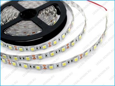 Светодиодная лента LX LED STRIP на базе SMD5050 (60 шт/м)