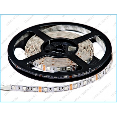 я Светодиодная лента LX LED STRIP RGB на базе SMD5050 (60 шт/м)