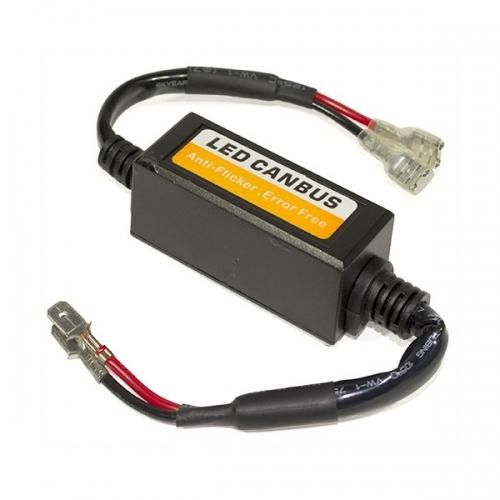 Обманки бортового компьютера для светодиодных ламп H1 / H3