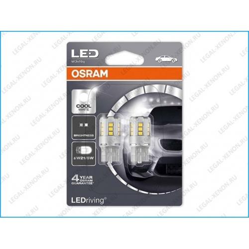 я LED лампы Osram LEDriving Standard W21/5W 6000K (7715CW02B)