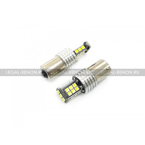 я Светодиодная лампа (BA15S) P21-SMD3030-24
