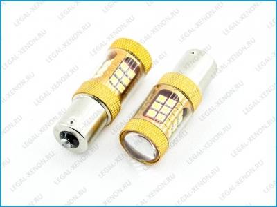 я Светодиодная лампа (BAU15S) PY21-SMD3030-28